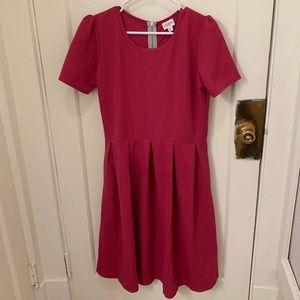 LulaRoe Amelia TC Dress NWOT